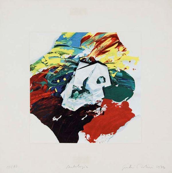 GIULIO PAOLINI - Antologia 1974