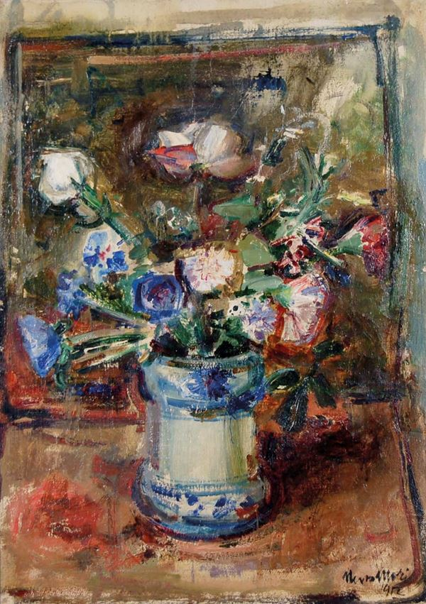 NENO MORI - Vaso di fiori 1952