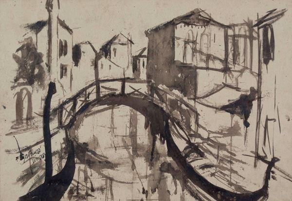 FERRUCCIO  BORTOLUZZI - Venezia 1946