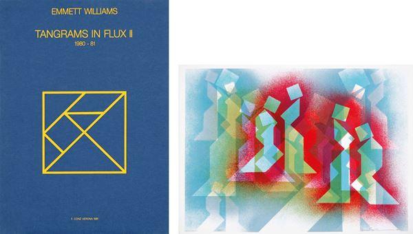 EMMETT WILLIAMS - Tangrams in flux II 1980 - 81