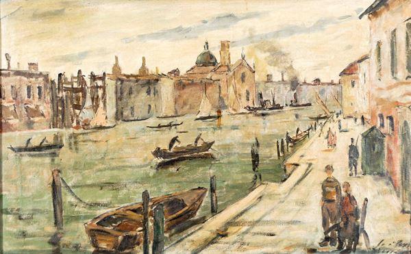 FIORAVANTE SEIBEZZI - Venezia (anni '40)