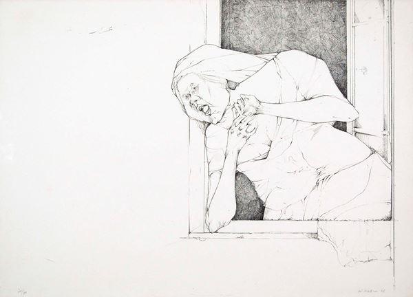 KARL PLATTNER - Il grido 1968
