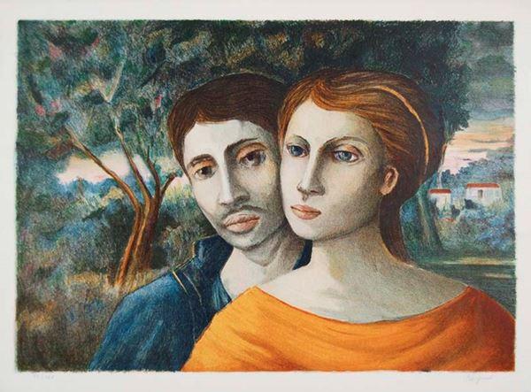 DOMENICO PURIFICATO - I Promessi Sposi
