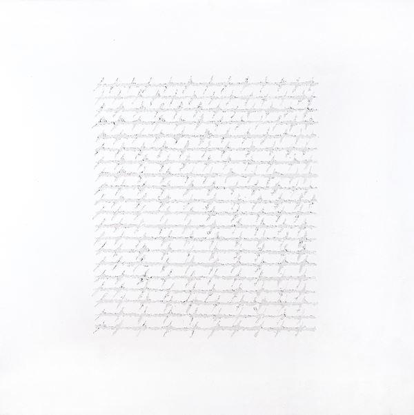 ALFREDO RAPETTI - Lettera bianca