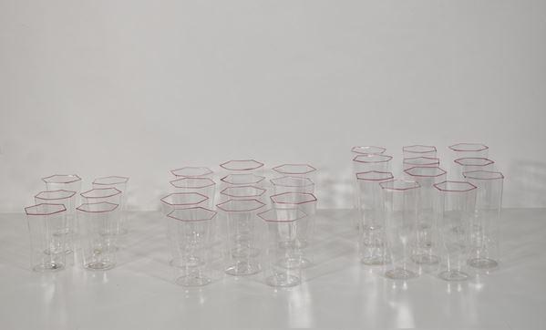 STRIULLI ALBERTO Vetri Arte Murano - Bicchieri