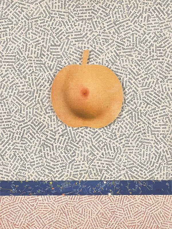 JIRI  KOLAR - Jablko z Metamorfos (Metamorfosi di mela)
