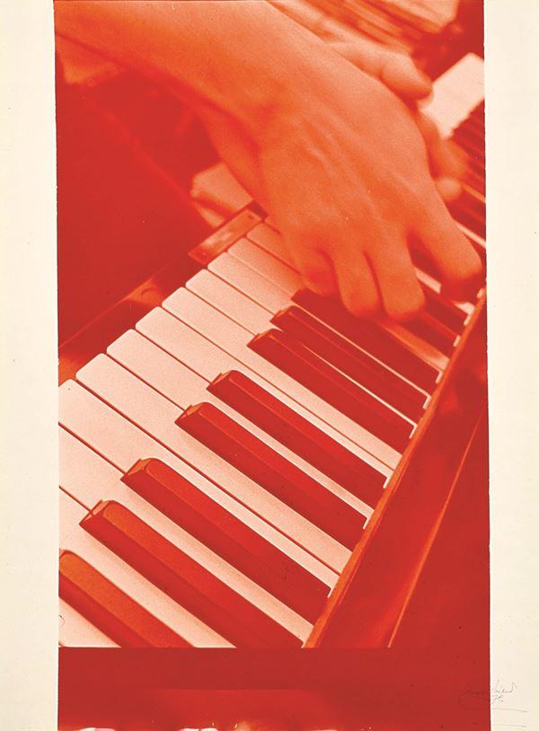 GIUSEPPE CHIARI - Al pianoforte