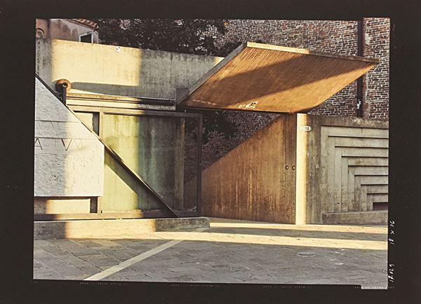 GUIDO GUIDI - Università di architettura Venezia - Carlo Scarpa