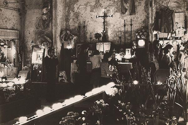 MIMMO JODICE - senza titolo (Napoli, festa religiosa popolare)