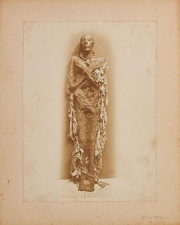 EMIL BRUGSCH (ATTRIB.) - Mummy of Sethi I