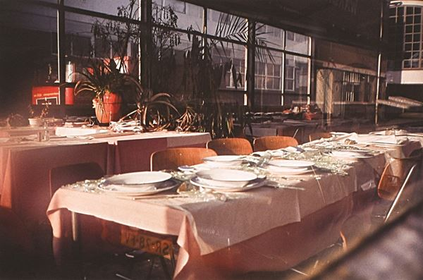 GABRIEL OROZCO - Restaurante en Rotterdam