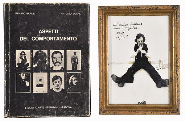 """STANISLAO PACUS - Dalla performance """"Aspetti del comportamento"""""""
