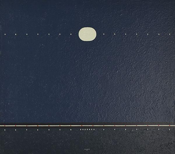 BRUNO  BLENNER - Notturno