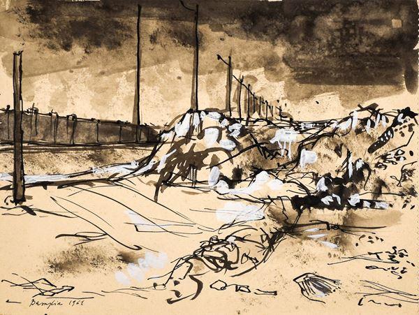 VITTORIO BASAGLIA - La ferrovia