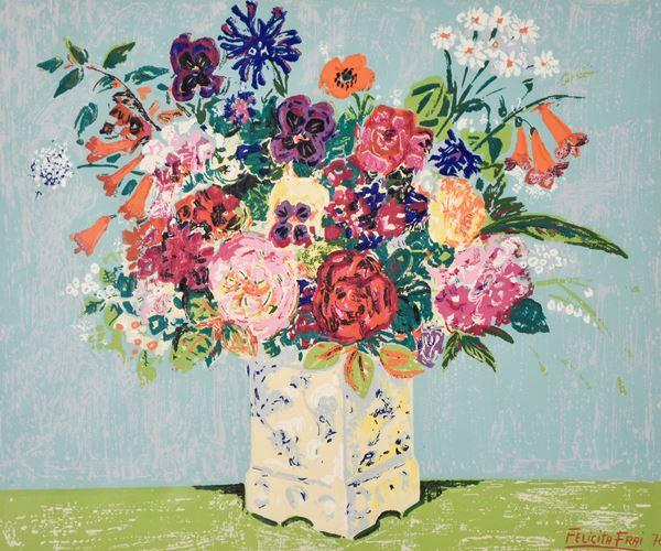 FELICITA FRAI - Vaso di fiori